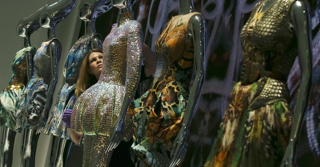 'Homecoming' for McQueen as London stages blockbuster show