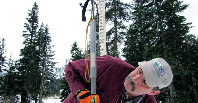 Warm February takes toll on mountain snowpack in West
