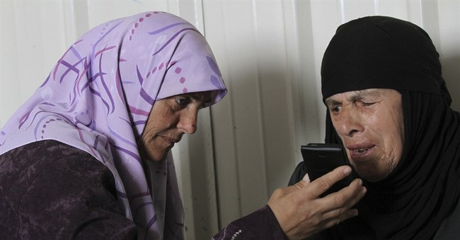 4 years of Syria war leave families uprooted, separated