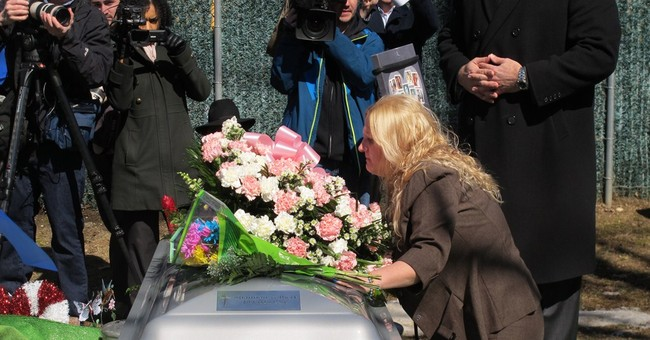 Funeral for woman linked to New York serial killer mystery