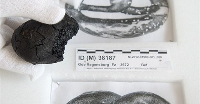 Archaeologists unearth centuries-old pretzels in Bavaria