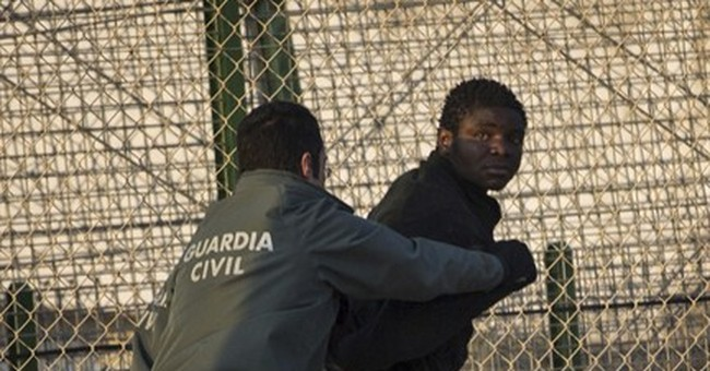 EU considers migrant centers in Africa to deal with influx