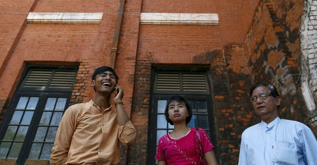 Some detained Myanmar students freed but others face charges