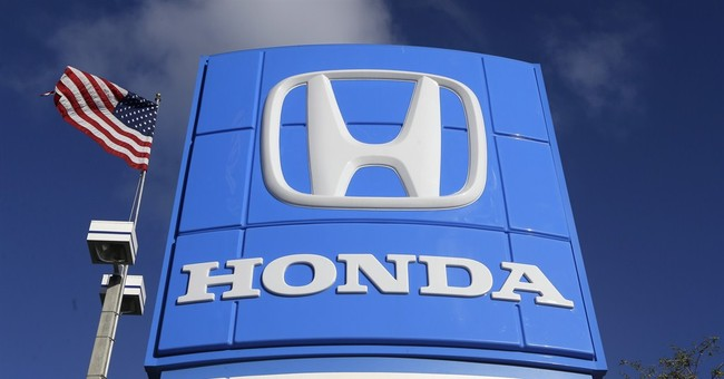 Honda running ad campaign to boost recall repairs