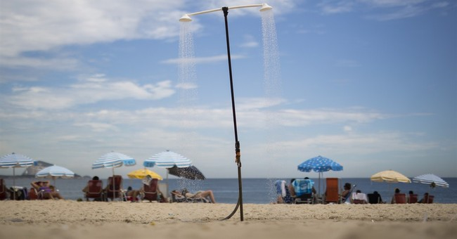 Brazil, world's shower champ, grapples with drought