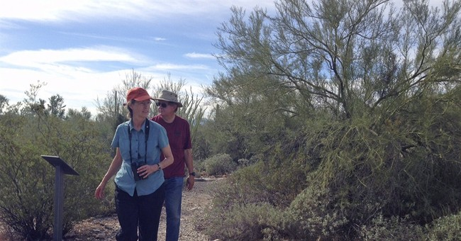 Arizona park rebounds after years of border crime