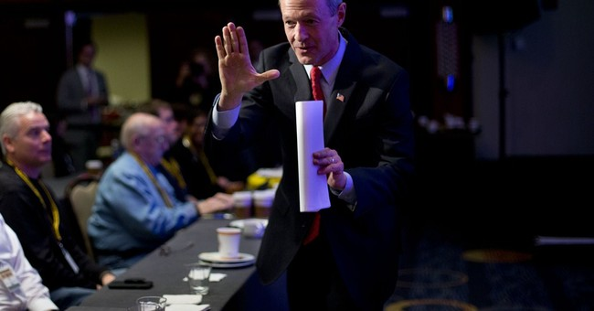 Former Gov. O'Malley declines judgment on Clinton email