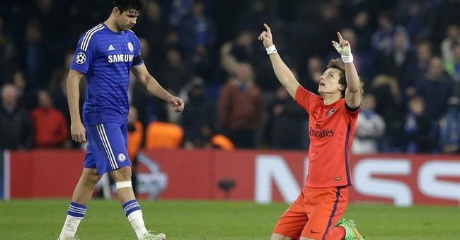 Column: In Chelsea-PSG, an argument against video technology