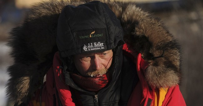 Top contenders in this year's Iditarod sled dog race