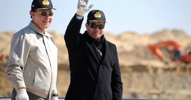 Suez Canal head says zone development can bring in billions