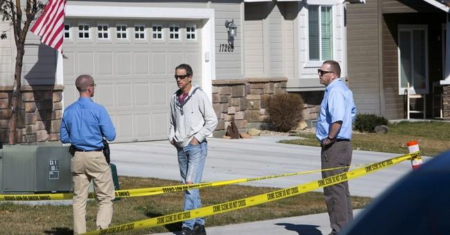 Idaho sheriff gives all-clear following triple killing