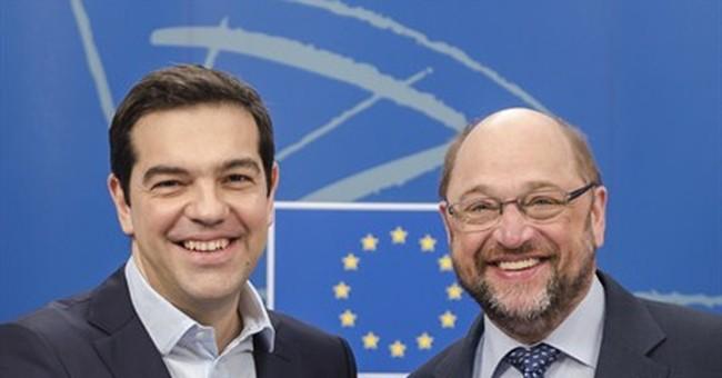 EU Commission chief says Greek reform talks are lagging