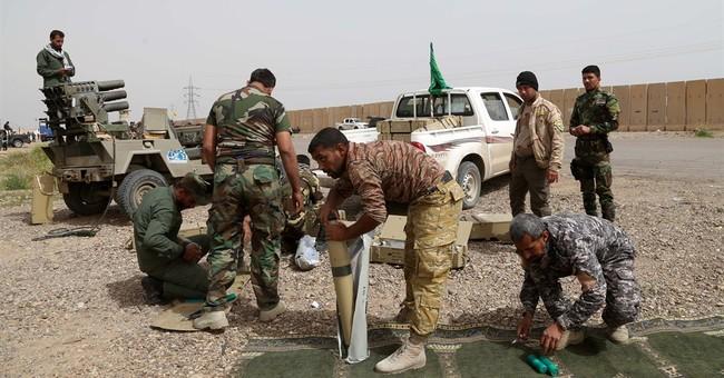 Iraq militia leader hails Iran's 'unconditional' support