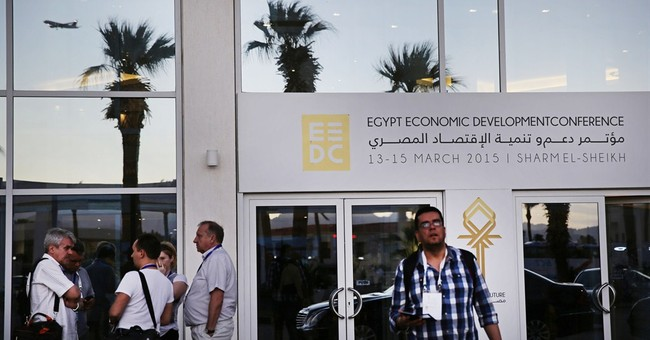 Economic Indicators of Egypt's economy ahead of conference