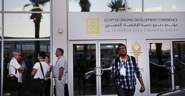 Economic Indicators of Egypt's economy ahead of conference
