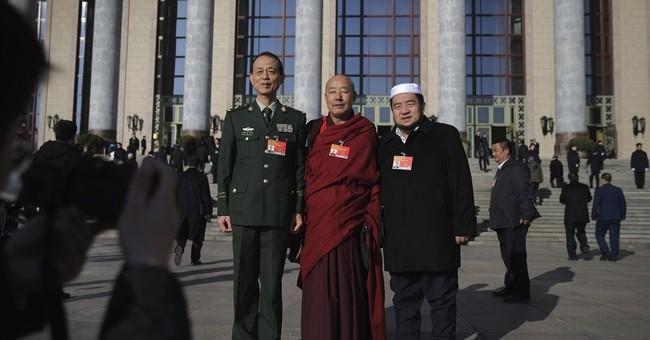 Atheistic China claims 'right to reincarnate' Dalai Lama