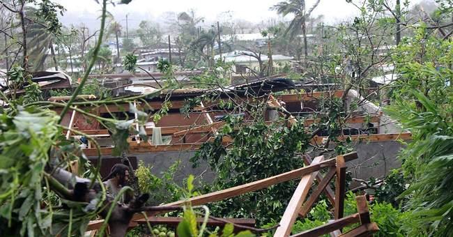 Cyclone Pam leaves trail of destruction in Pacific's Vanuatu