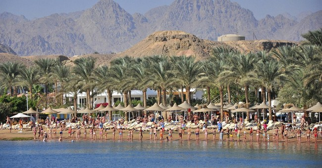 Security boosted, Egypt resort polished for investor meeting