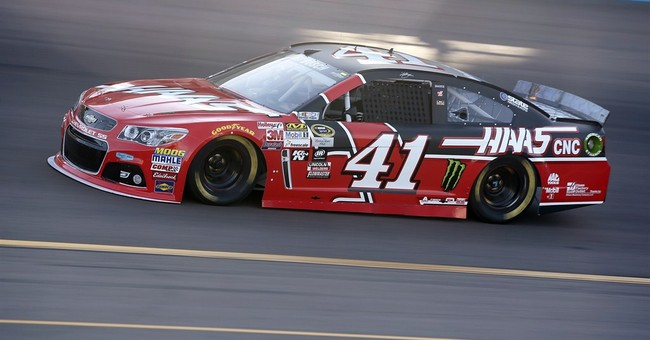 Busch lifted by warm reception from race team upon return