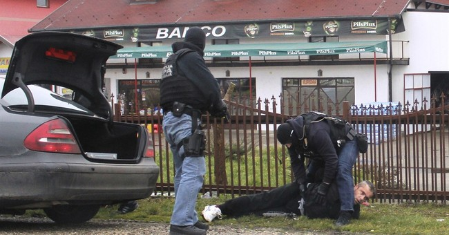 5 arrested in Bosnia for Scandinavia attack plans
