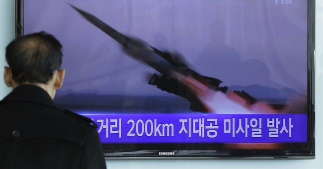 North Korea fires missiles into sea again, South says