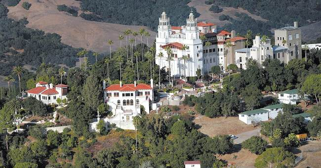 'Citizen Kane' plays at Hearst Castle's private theater