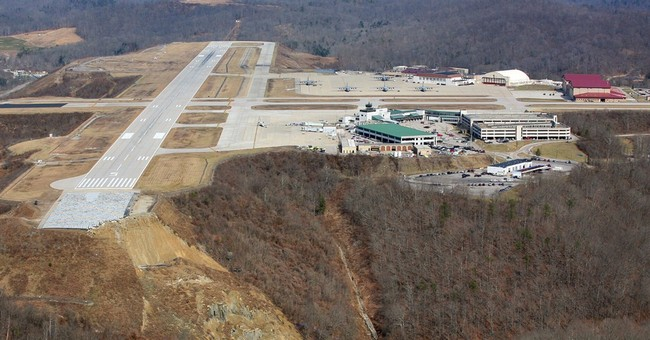 West Virginia residents evacuate homes after landslide