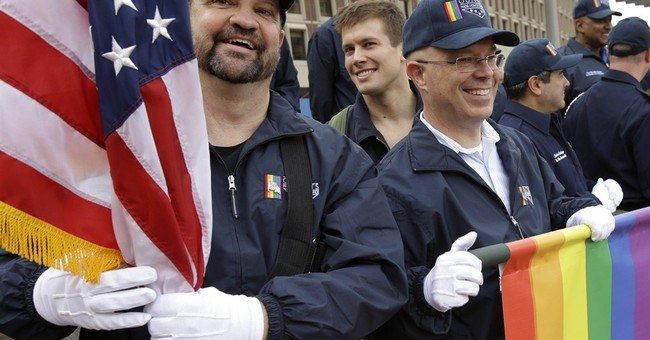Making history: St. Patrick's parade welcomes 2 gay groups