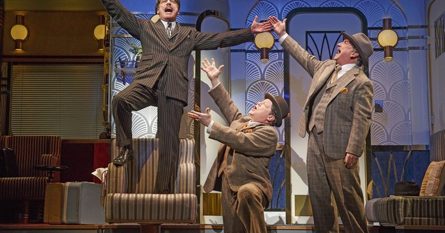 Peter Gallagher fights infection to return to Broadway