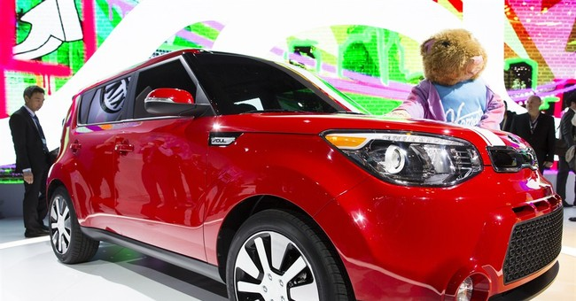 Kia to recall some Soul SUVs; gas pedals can bend or break