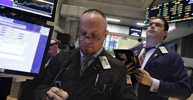 Stocks drop as oil prices decline and dollar strengthens