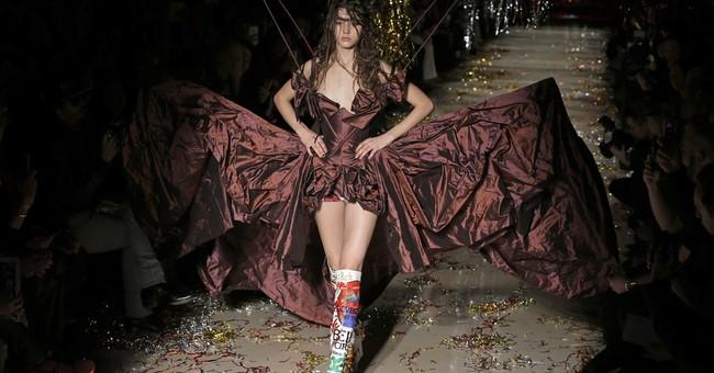 AP PHOTOS: For creativity, Paris fashion never disappoints