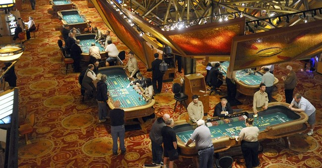 New England states face off in a race for casino dollars