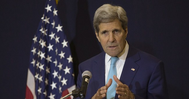 Kerry hoping for peace effort progress after Israeli vote