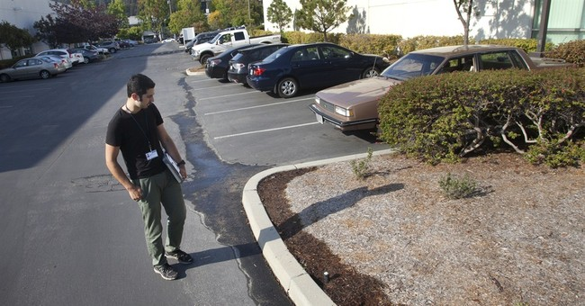 Correction: California water restriction enforcement story