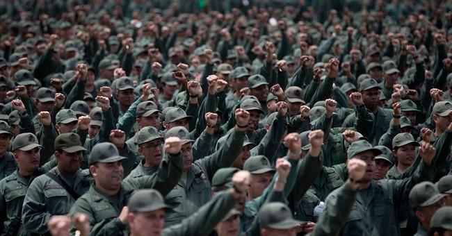 Venezuela conducts military exercises, claiming US threat