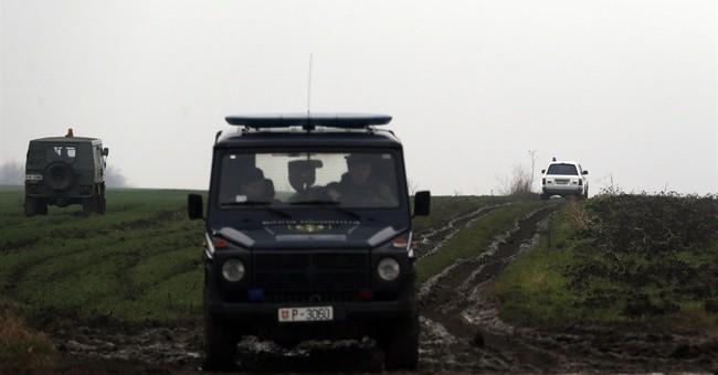 7 killed in Serbian military helicopter crash near Belgrade