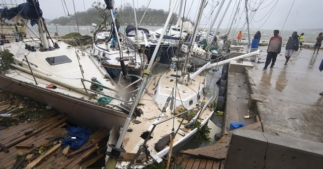 Aid workers say 8 people confirmed dead in Vanuatu cyclone