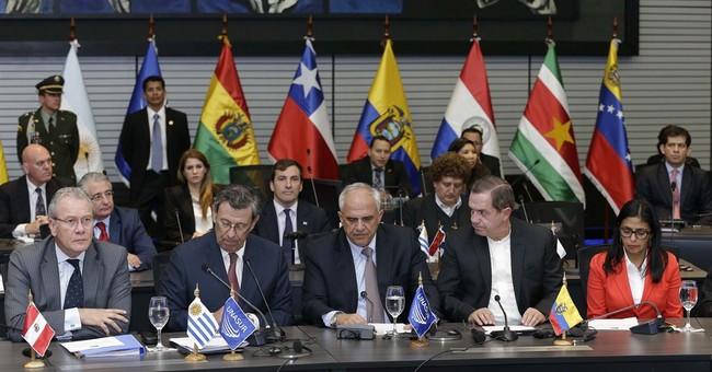 South American bloc demands US revoke Venezuela order