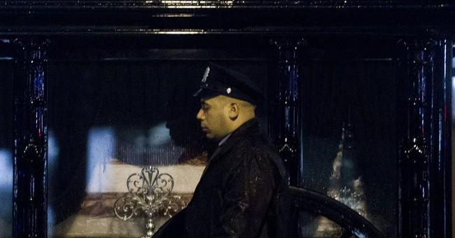 Slain Philadelphia officer 'redefined what valor means'