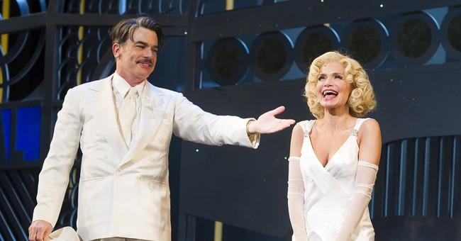 Theater: Chenoweth soars in manic 'On the Twentieth Century'