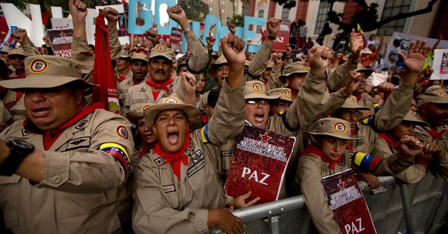 Venezuelan parliament OKs decree powers for president
