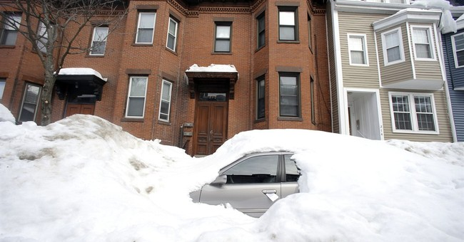 Boston sets all-time snow record _ and season isn't over yet