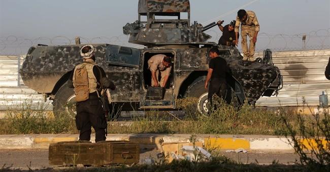 Iraqi militia loyal to radical cleric joins Tikrit offensive