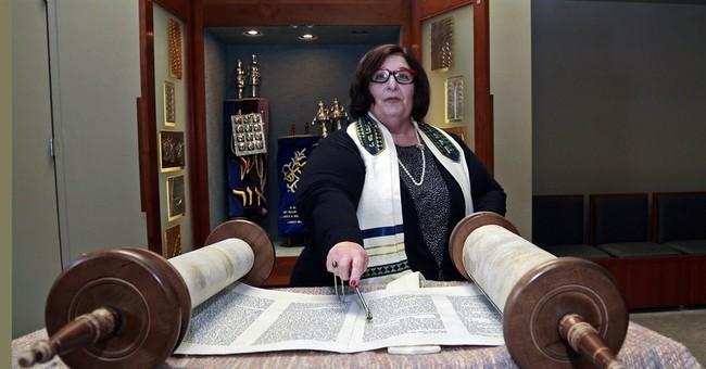 US Reform Jewish rabbis install 1st openly lesbian leader
