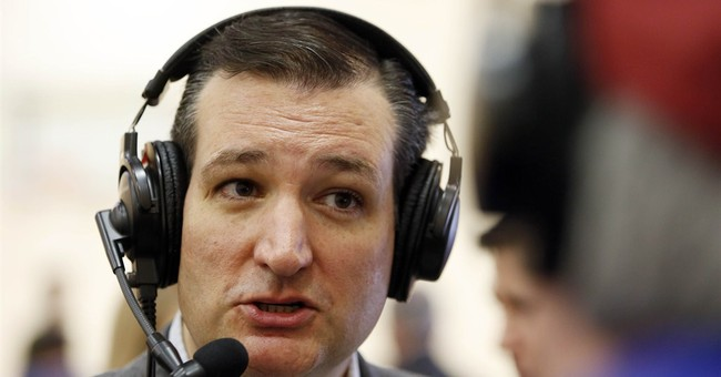 Cruz: Lift all contribution limits on campaign cash
