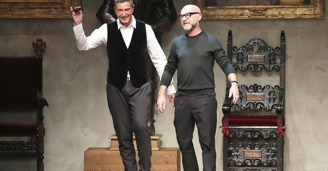 Dolce&Gabbana say comments about family not meant to judge