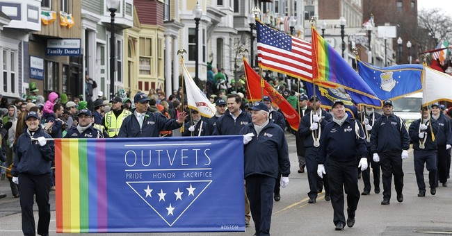 Gay groups march at last in Boston St. Patrick's Day parade