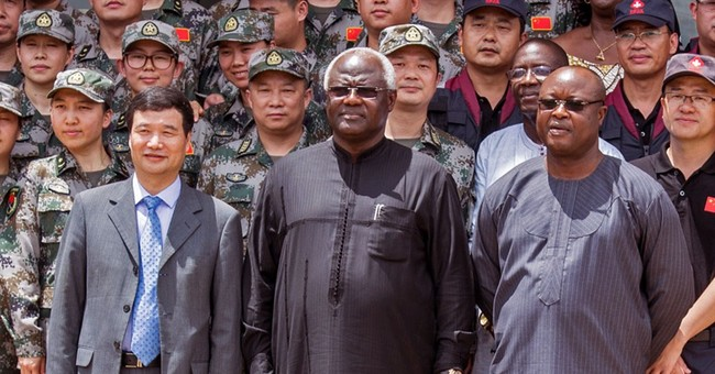 US urges Sierra Leone VP and government to resolve spat
