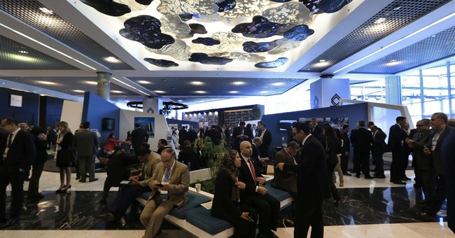 Egypt basks in world support at investor conference